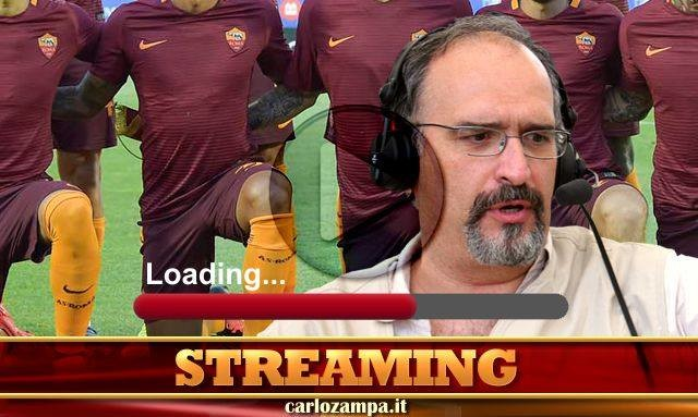 streaming audio Udinese-Roma