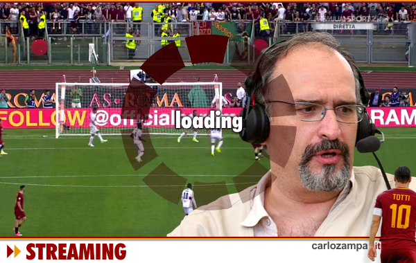 Streaming Fiorentina-Roma