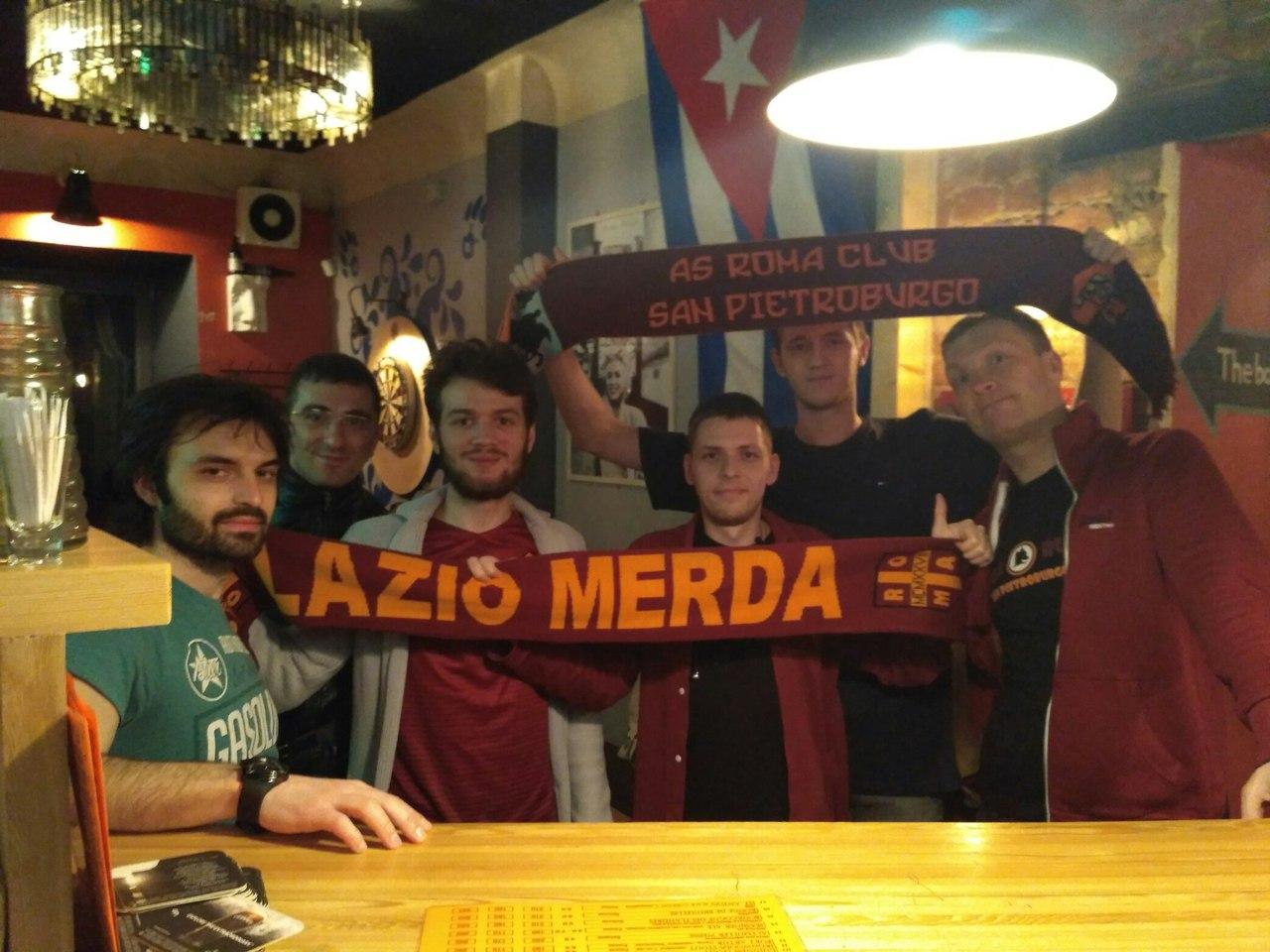 Roma Club San Pietroburgo - 1
