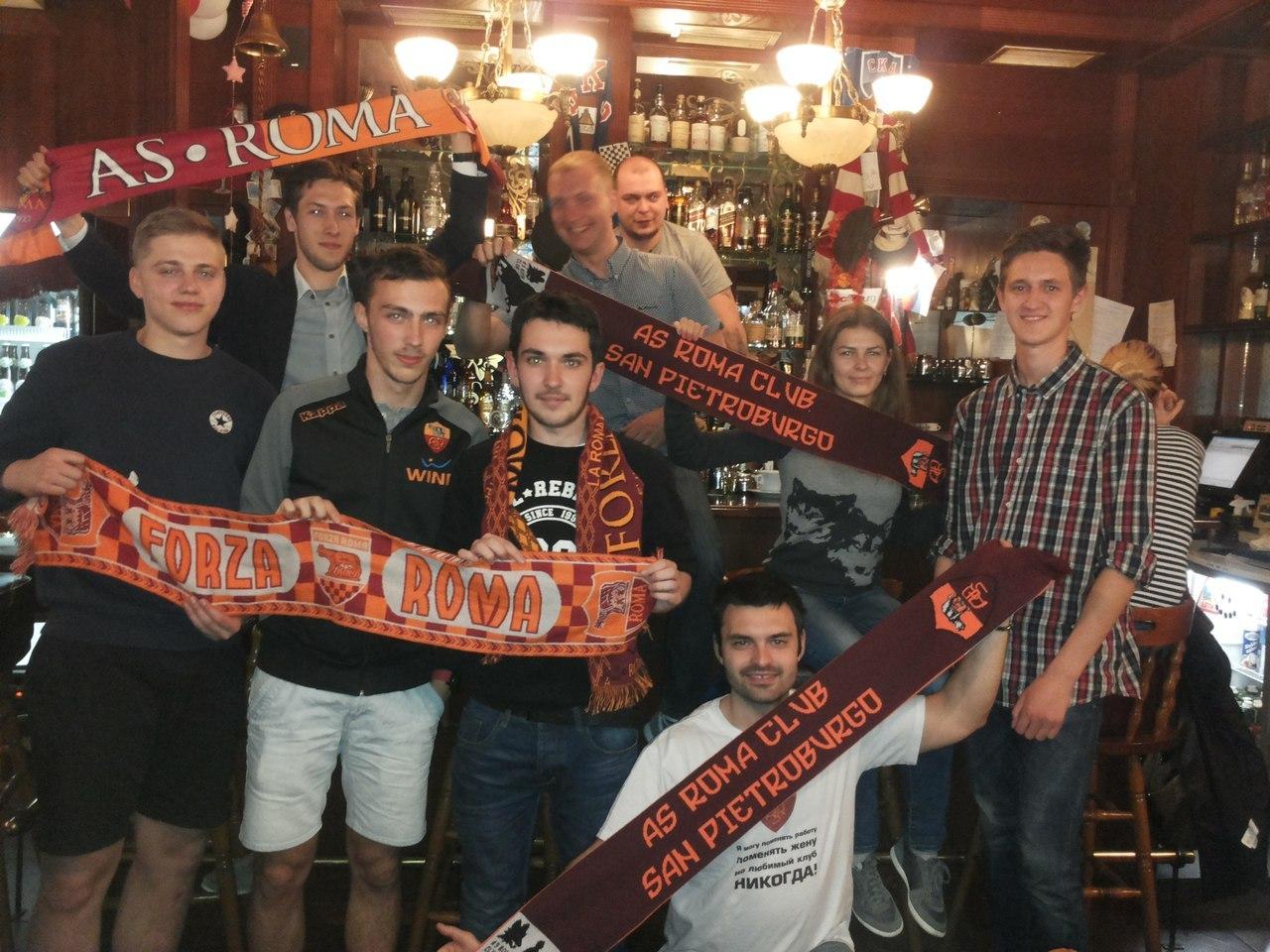 Roma Club San Pietroburgo - 4